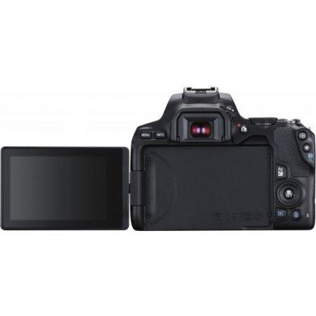 Canon Fotocamera reflex - Eos 250d + 18-55is 3454c002aa Nero