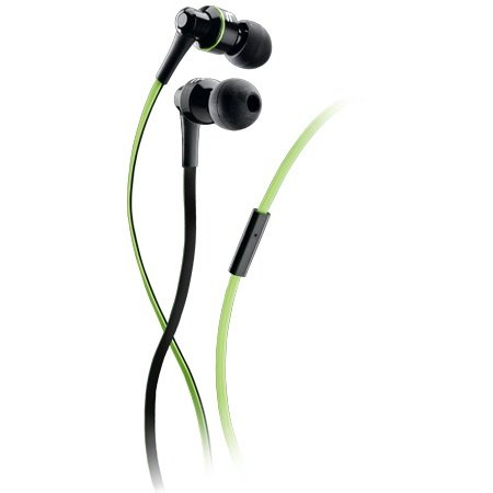 Cellular Line Auricolari in-ear - Mosquito Nero-Verde