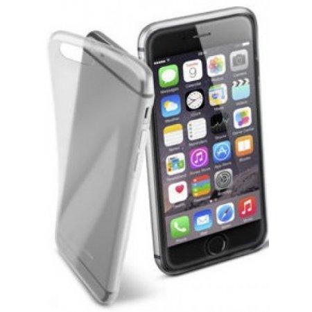 """Cellular Line Cover smartphone fino 4.7 """" - Fineciph647t Trasparente"""