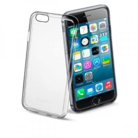 CELLULAR LINE - CUSTODIA CLEAR DUO IPHONE 6