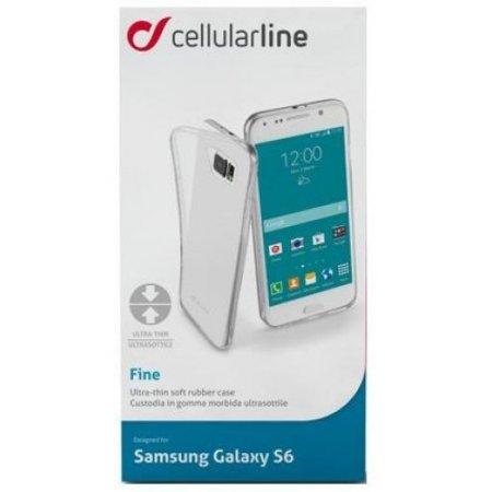 """Cellular Line Cover smartphone fino 5.1 """" - Finecgals6t"""