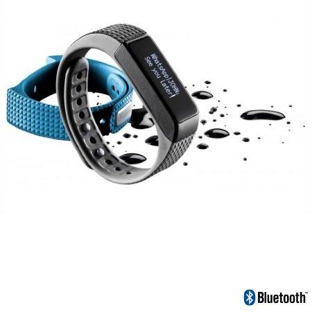 Cellular Line Braccialetto fitness touch screen - Bteasyfittouchb - BTEASYFITTOUCHB