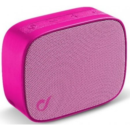 Cellular Line Speaker portatile 1 via - Btspkfizzy Rosa