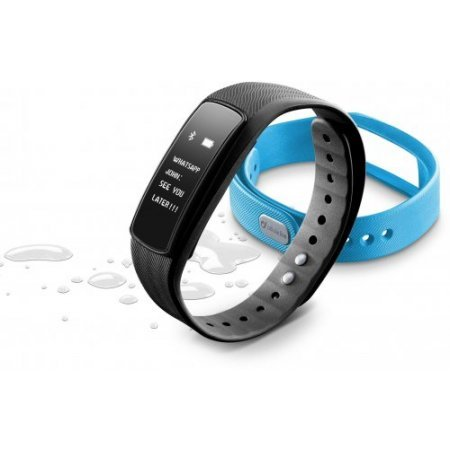 Cellular Line Activity tracker  - Bt Easy F Touch  Blu