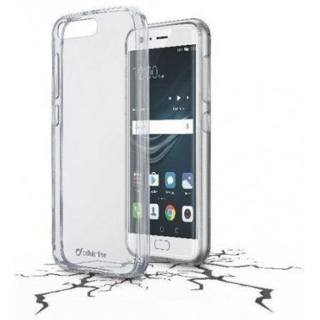 """Cellular Line Cover smartphone fino 5.1 """" - Clearduop10t"""