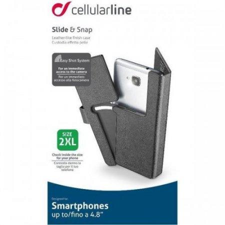 "Cellular Line Custodia smartphone fino 4.8 "" - Slidesnap2xk"