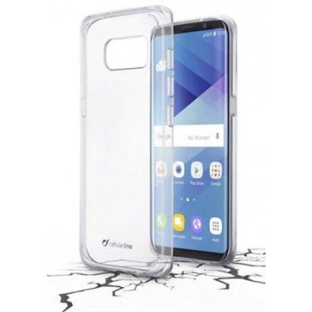 "Cellular Line Cover smartphone fino 6.2 "" - Clearduogals8plt"