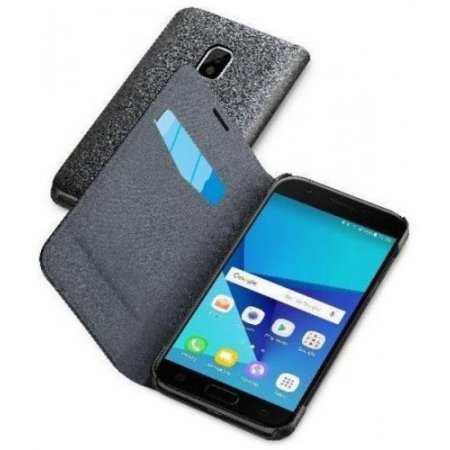 """Cellular Line Custodia smartphone fino 5.2 """" - Bookessgalj517k"""
