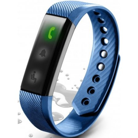 Cellular Line Activity tracker - Bt Easy Fit Band  Azzurro