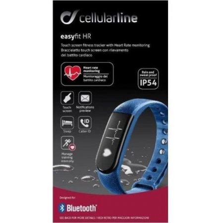 Cellular Line - Bt Easy Fit Touch Hr Blu