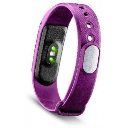 Cellular Line Activity tracker - Bt Easy Fit Touch Hr Viola