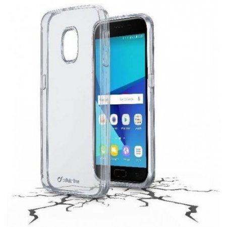 "Cellular Line Cover smartphone fino 5.2 "" - Clearduogalj517t"