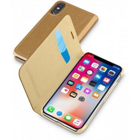 """Cellular Line Custodia smartphone fino 5.8 """" - Bookessiph8n"""