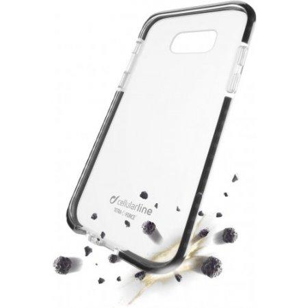 Cellular Line Cover smartphone - Tetracgala317t Trasparente