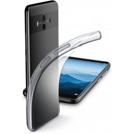 Cellular Line Cover smartphone - Finecmate10 Trasparente