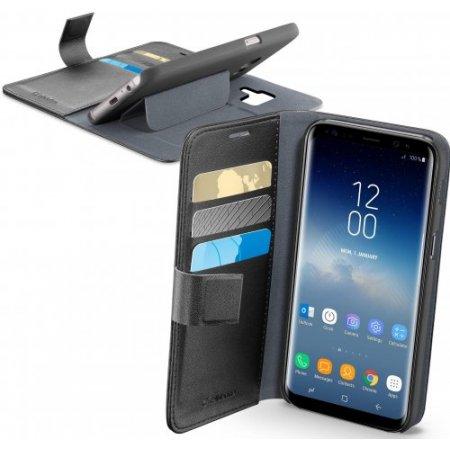 """Cellular Line Custodia smartphone fino 5.8 """" - Bookagendagals9k Nero"""