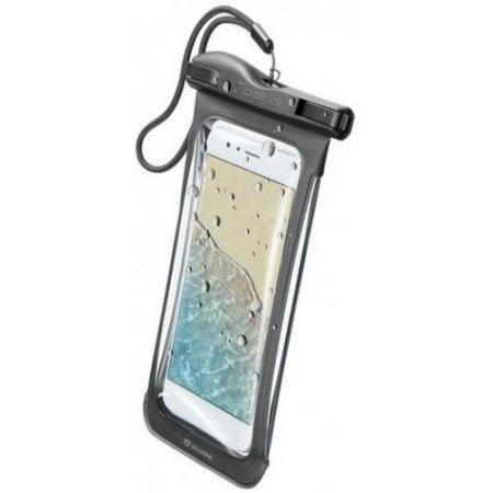 Cellular Line Custodia smartphone - Voyager18k Nero