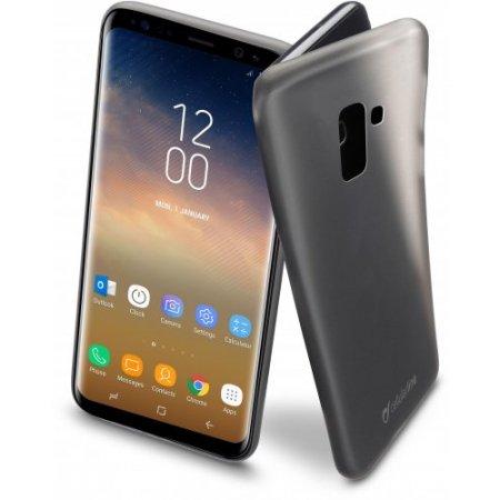 """Cellular Line Cover smartphone fino 6.2 """" - Inkgals9plk Nero"""