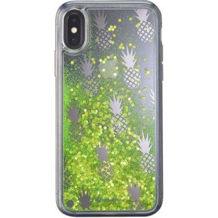 "Cellular Line Cover smartphone fino 5.8 "" - Stardustpineiph8x Trasparente"