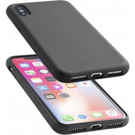 """Cellular Line Cover smartphone fino 5.8 """" - Sensationiph8xk Nero"""