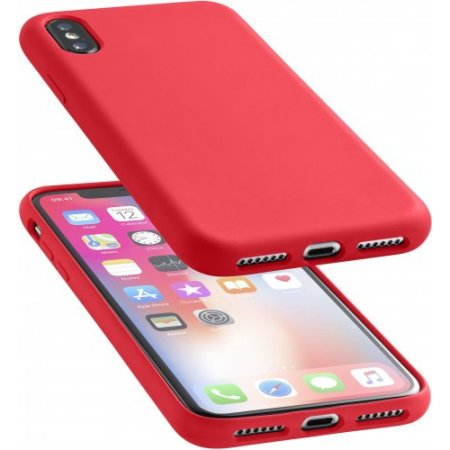 "Cellular Line Cover smartphone fino 5.8 "" - Sensationiph8xr Rosso"