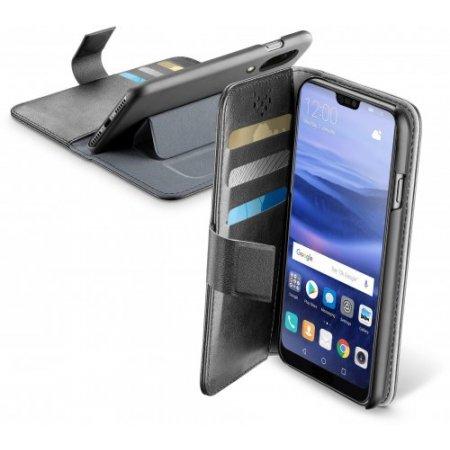 Cellular Line Custodia smartphone - Bookagendap20lite Nero