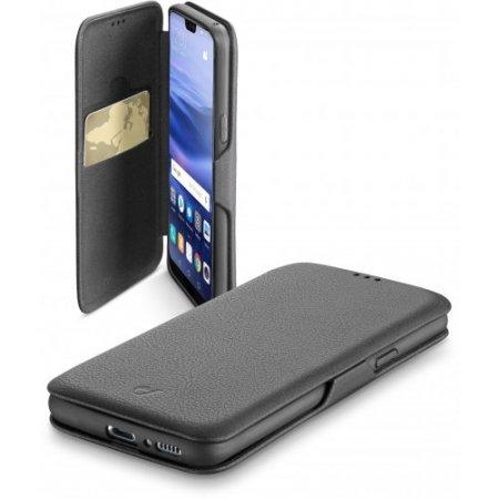 """Cellular Line Custodia smartphone fino 5.84 """" - Bookclutchp20lite Nero"""