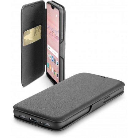 """Cellular Line Custodia smartphone fino 6.1 """" - Bookclutchp20plk Nero"""