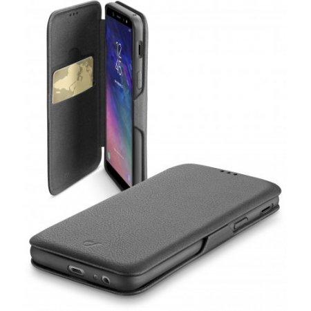 Cellular Line Custodia smartphone - Bookclutchgala618 Nero