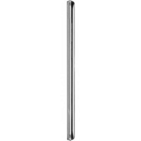 """Cellular Line Cover smartphone fino 5.84 """" - Finechonor10t Trasparente"""