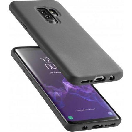 """Cellular Line Cover smartphone fino 6.2 """" - Sensationgals9plk Nero"""