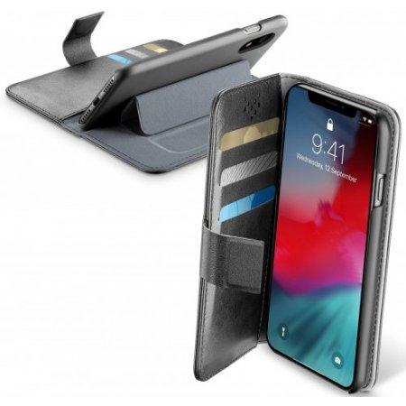 "Cellular Line Custodia smartphone fino 6.1 "" - Bookagendaiph961k Nero"