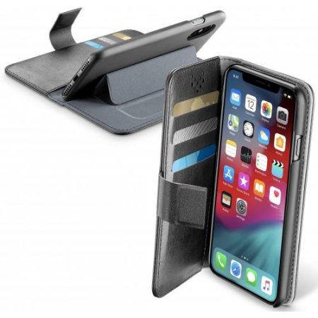"Cellular Line Custodia smartphone fino 6.5 "" - Bookagendaiphx65k Nero"