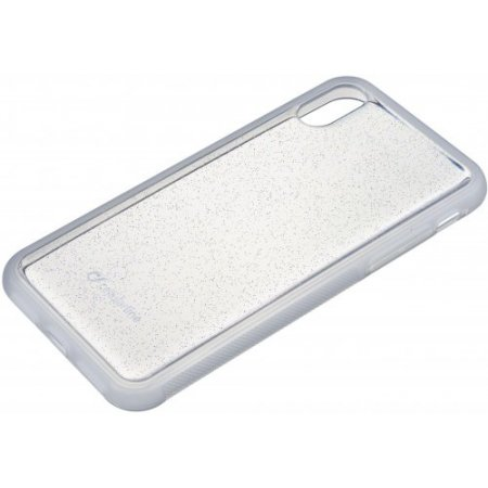 Cellular Line Cover smartphone - Selphieciphx65t Trasparente