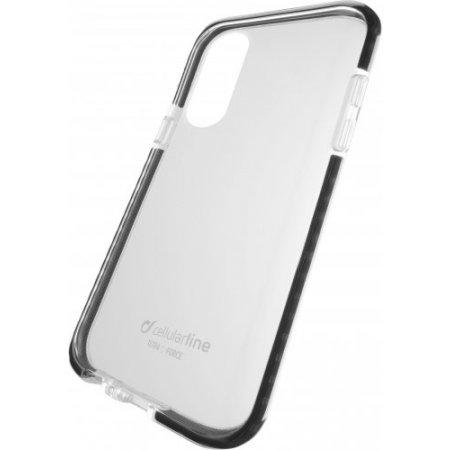 "Cellular Line Cover smartphone fino 5.8 "" - Tetracaseiphx65k Trasparente"