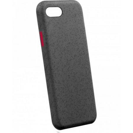 """Cellular Line Cover smartphone fino 4.7 """" - Mineraliph747k Nero"""