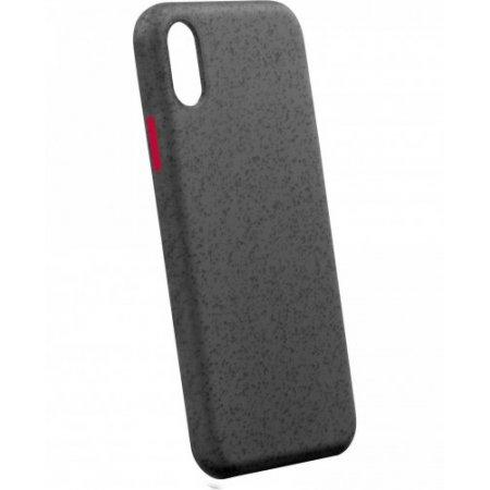 """Cellular Line Cover smartphone fino 6.5 """" - Mineraliphx65k Nero"""