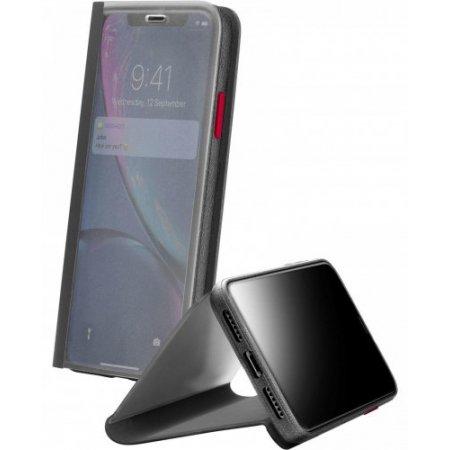 """Cellular Line Custodia smartphone fino 6.1 """" - Viewciph961k Nero"""