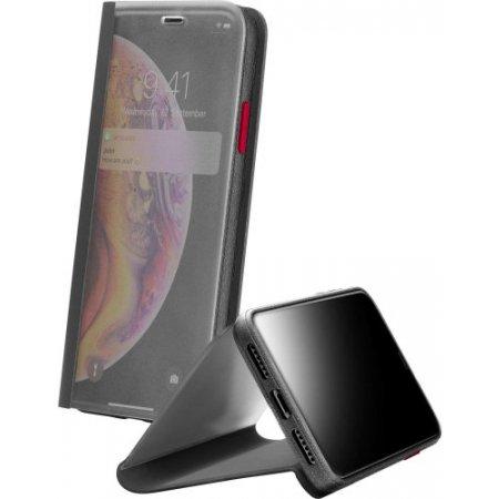 Cellular Line Custodia smartphone - Viewciphx65k Nero
