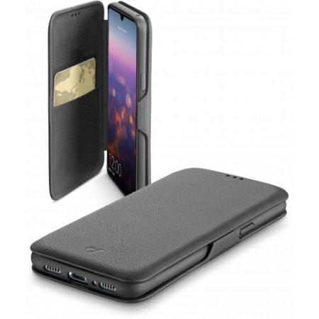 """Cellular Line Custodia smartphone fino 6.53 """" - Bookclutchmate20k Nero"""