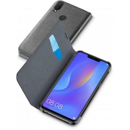 "Cellular Line Custodia smartphone fino 6.3 "" - Bookpsmartplk Nero"