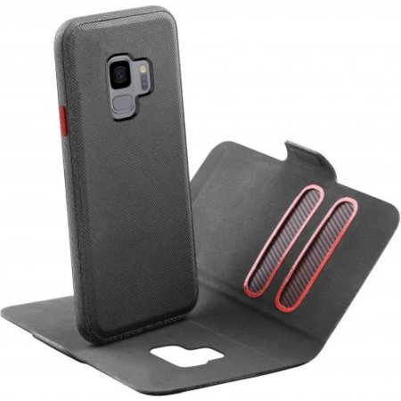 "Cellular Line Custodia smartphone fino 5.8 "" - Matchgals9k Nero"
