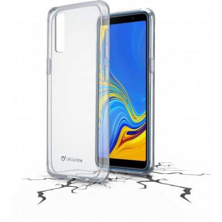 "Cellular Line Cover smartphone fino 6 "" - Clearduogala72018 Trasparente"