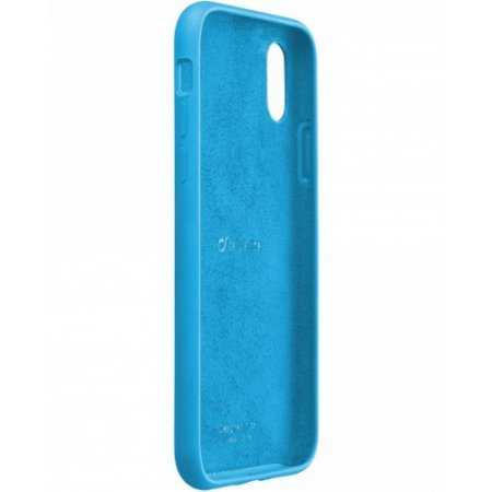 Cellular Line Cover smartphone - Sensationiph961u Azzurro