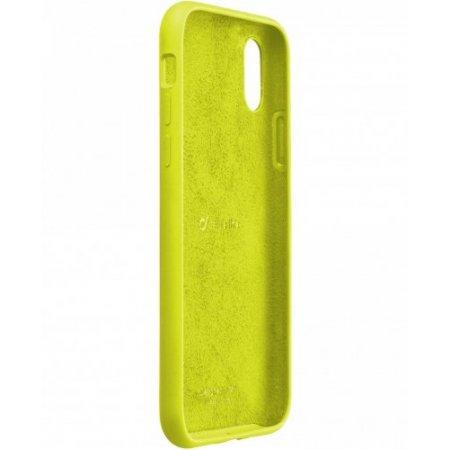 Cellular Line Cover smartphone - Sensationiph8xl Lime