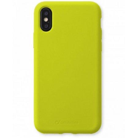 Cellular Line Cover smartphone - Sensationiphx65l Lime