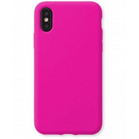 Cellular Line Cover smartphone - Sensationiph8xf Fucsia