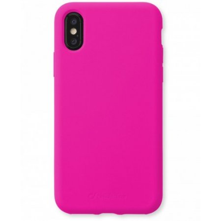 Cellular Line Cover smartphone - Sensationiphx65f Fucsia