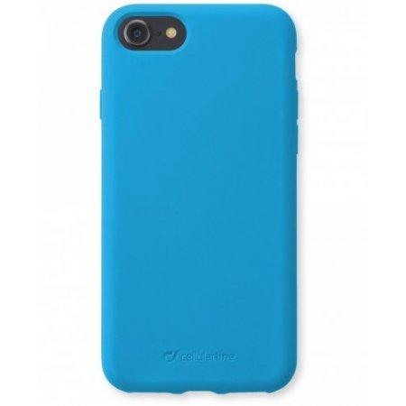 Cellular Line Cover smartphone - Sensationiph747u Azzurro