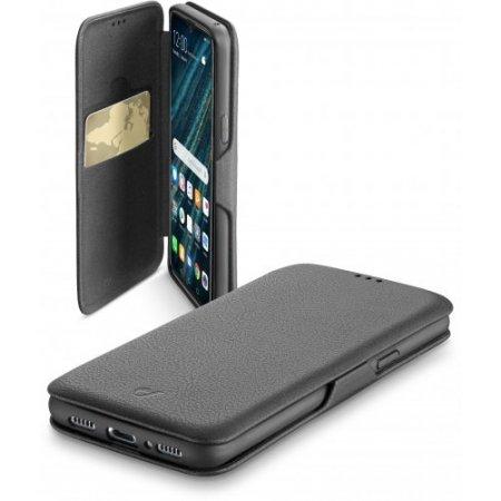 """Cellular Line Custodia smartphone fino 6.1 """" - Bookclup30k Nero"""